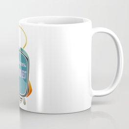 Never Knows Best Coffee Mug