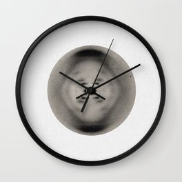 X-ray diffraction image of DNA Wall Clock