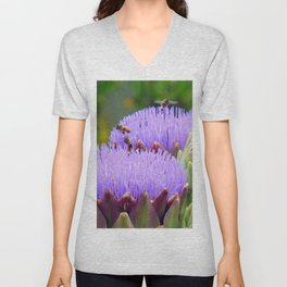 Bee-utiful Unisex V-Neck