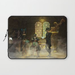 Steampunk Syndicate Laptop Sleeve