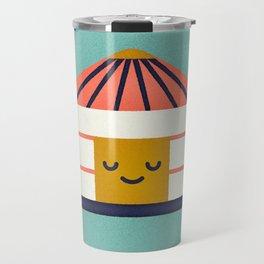 Yurt Travel Mug