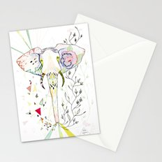 Elephant / June Stationery Cards