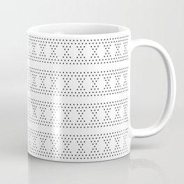 Dots & Diamonds Coffee Mug