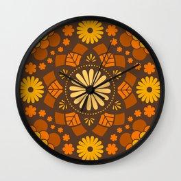 Lord Ethel Wall Clock