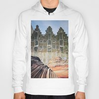 amsterdam Hoodies featuring Amsterdam by John Turck