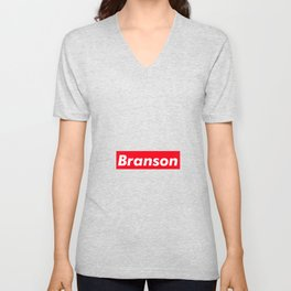 Branson Unisex V-Neck