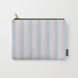 Candy stripe Carry-All Pouch