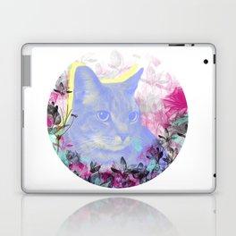 Lazy Kitty Laptop & iPad Skin