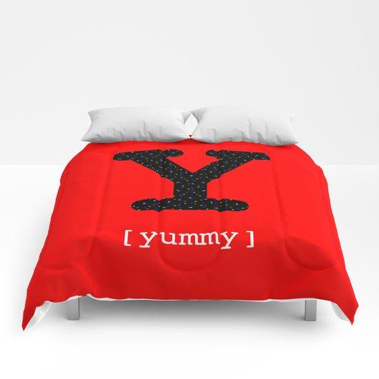 #Y [yummy] Comforters