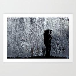 Marrow Art Print