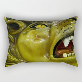 Carousel Lion Rectangular Pillow