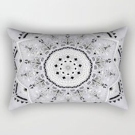 Star Mandala Rectangular Pillow