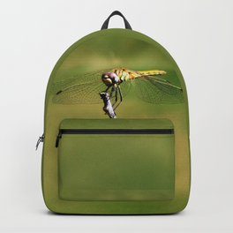 Dragonfly on a stick Backpack