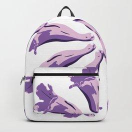 Jacaranda´s Flowers Backpack