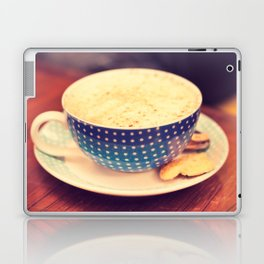 A Cup of Coffee Laptop & iPad Skin