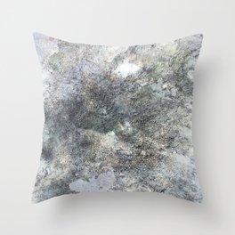 Mountain Rock Throw Pillow