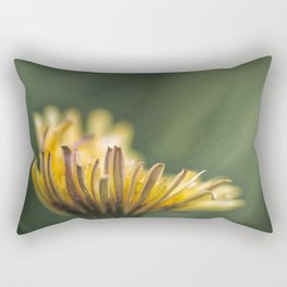 It touches the colors Rectangular Pillow