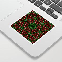 Christmas Patterns Sticker