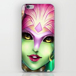 River Spirit Nami iPhone Skin
