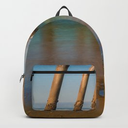 4 Seconds at Sunrise Backpack