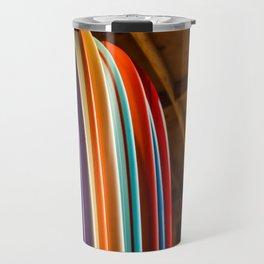 Surf Boards Travel Mug