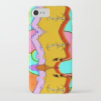 simpson iPhone & iPod Cases featuring SIMPSON by jajoão