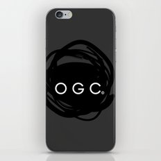 blackspot iPhone & iPod Skin