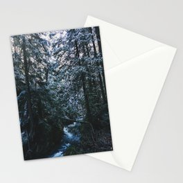 PNW Winter Stationery Cards
