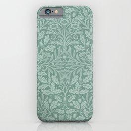 """William Morris """"Acorn"""" 2. iPhone Case"""