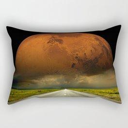 Down the Road Again Rectangular Pillow
