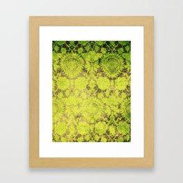 The Bokchoi Framed Art Print