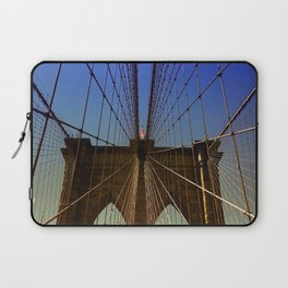 BROOKLYN BRIDGE Laptop Sleeve