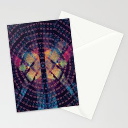 squeegee your third eye Stationery Cards