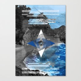 Lost. Canvas Print