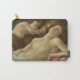 """Sandro Botticelli """"Venus and Mars"""" Mars Carry-All Pouch"""