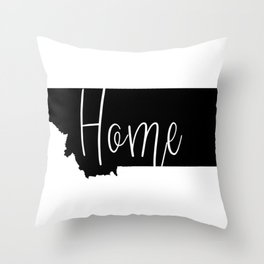 Montana-Home Throw Pillow