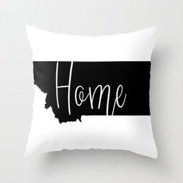 Montana-Home Throw Pillow
