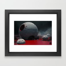 X5 Framed Art Print