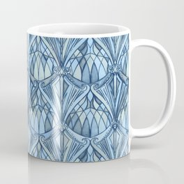 View From a Blue Window Coffee Mug