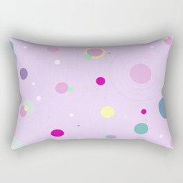 SWEET CANDY RASBERRY Rectangular Pillow