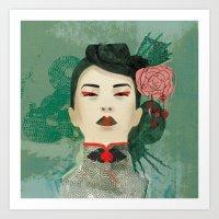 Turandot Art Print
