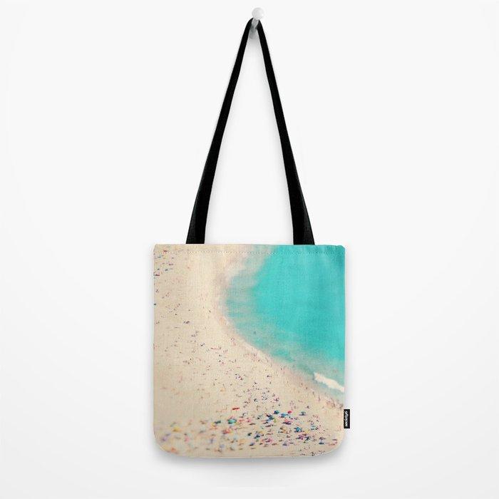 beach love III - Nazare Tote Bag