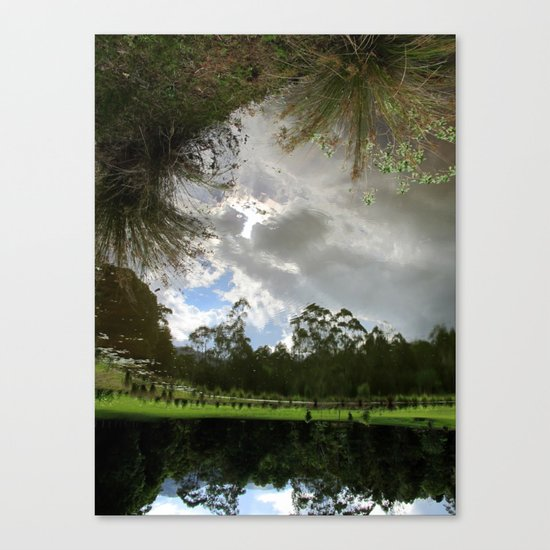 I Fell... Canvas Print