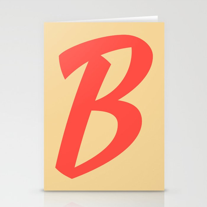 ABC FY - B Stationery Cards