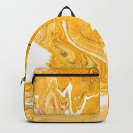 Snake Skin Marble Backpack