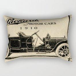 Pachard - Vintage Poster Rectangular Pillow