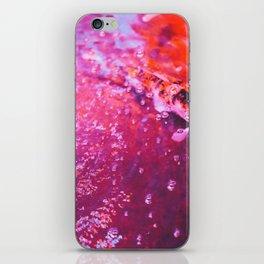 Koi in colourful pond iPhone Skin
