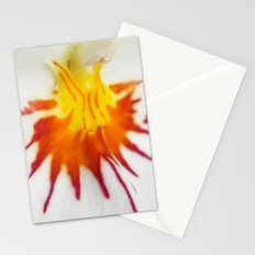 Painted Orchid Stationery Cards