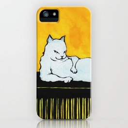 Cult of Personality iPhone Case