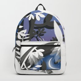 Moonlight Bunny Star Gazer Backpack